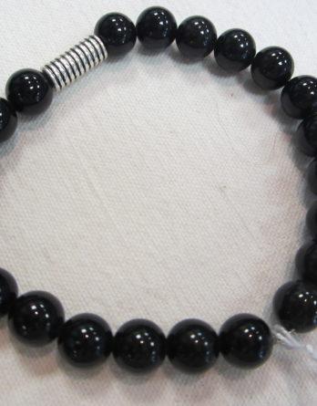 Bracelets d'Obsidienne